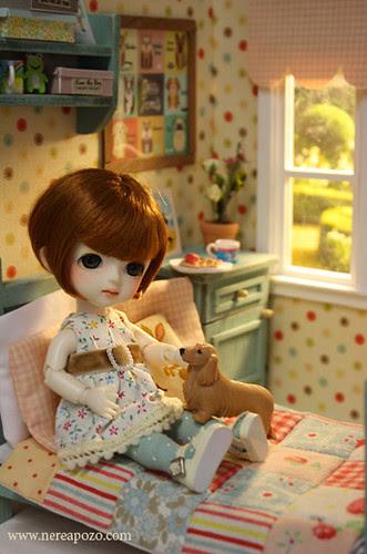 Bonnie at Dottie Room