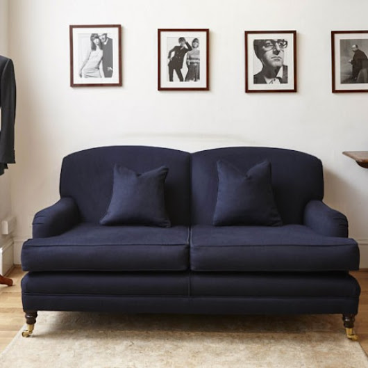 Bespoke British furniture gets the Savile Row touch