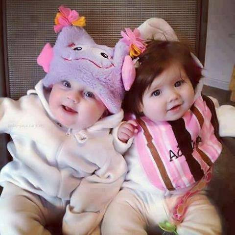 Download Cute Twin Babies Cute Baby For Your Mobile Cell Phone