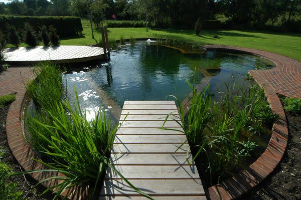 modern ponds design | http://lomets.com