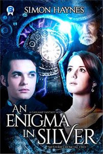 An Enigma in Silver by Simon Haynes