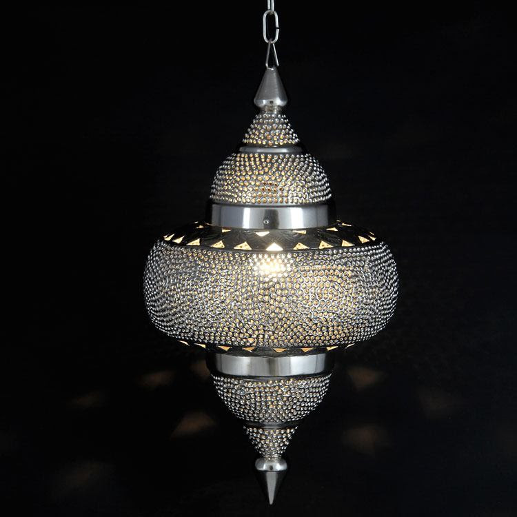 Rock The Casbah Ceiling Pendant Light, French Bedroom Company