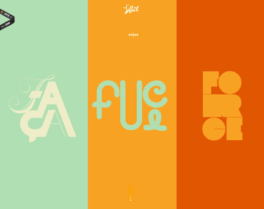 13 Beautiful Examples of Colorful Websites | Inspiration
