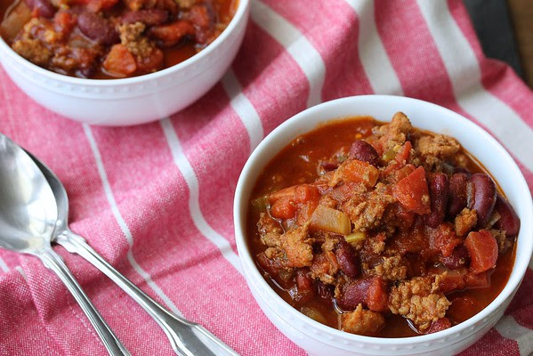 Chiliville Chili from Karen's Kitchen Stories