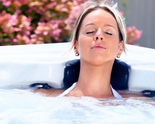 Benefits of Hot Tub Use | Aqua Touch Pool Care