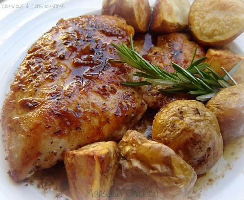 Marsala Chicken 1