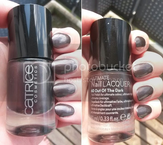 [Nägel] Catrice Ultimate Nail Lacquer 60 Out of the Dark