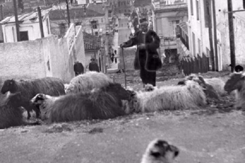 Απίστευτες εικόνες: Έτσι ήταν κάποτε η Αθήνα!