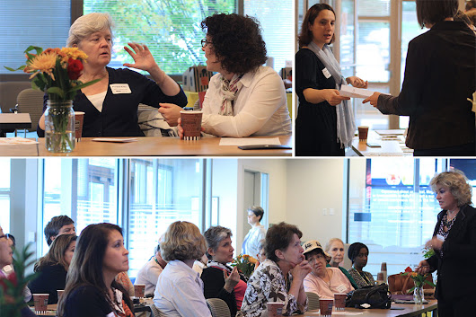 ACLI Faculty Appreciation Day: new ideas and strategies for ESL learning