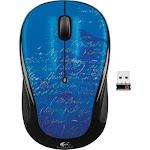 Logitech 910-002650 Wrls Mouse M325 BLUE