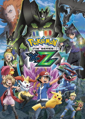 Pokémon the Series: XYZ - Season 1