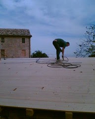The roof we made