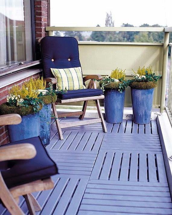 Wonderful Balcony Design Ideas | Home Design, Garden ...