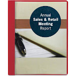 Smead 87461 Red Clear Front Report Covers
