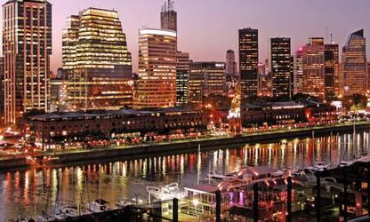 Buenos Aires. Está 62 en el ranking de ciudades vivibles de The Economist.