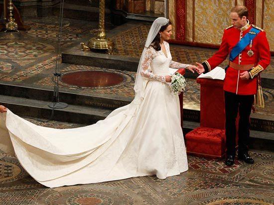 קייט מידלטון אנגליה חתונה שמלות / צלם: רויטרס
