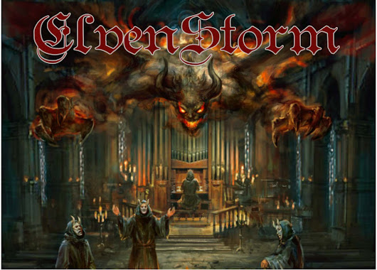 Elvenstorm - The Conjuring Review Your Online Magazine for Hard Rock and Heavy Metal