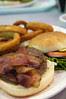 Hamburger, Peggy Sue's, San Jose