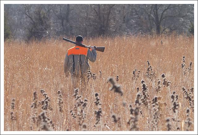 Steve In The Prairie Grass