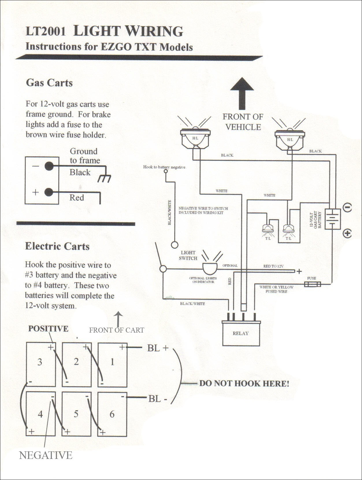 Diagram Golf Cart 36 Volt Light Wiring Diagram Full Version Hd Quality Wiring Diagram Bpmdiagrams Biorygen It