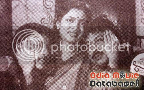 Still from Subhadra featuring Sidhant, Aparajita & Mihir Das