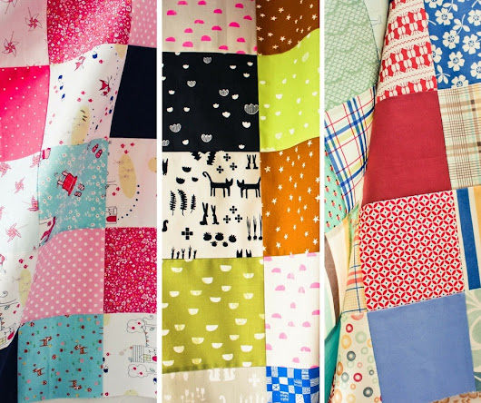 Square quilts are now numbered