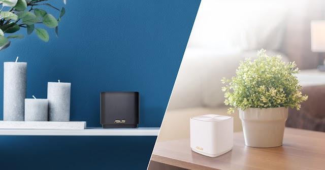 【最平 Mesh WiFi 6 Router】ASUS ZENWIFI AX Mini XD4 :網速 AX1800、雙頻制式