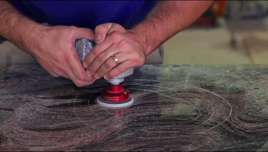 DIY Polishing Your Granite Counter Video