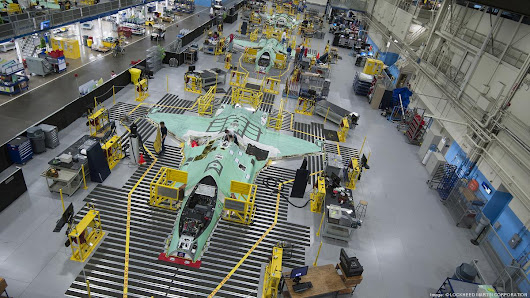 Price for new batch of F-35s reduced 'significantly,' Lockheed Martin says - Dallas Business Journal