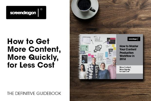 Content Production Workflow Ebook
