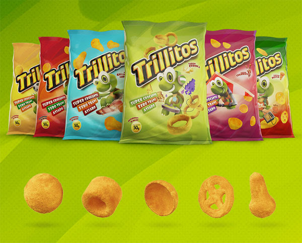 Trillitos Chips Packaging 2 30+ Crispy Potato Chips Packaging Design Ideas