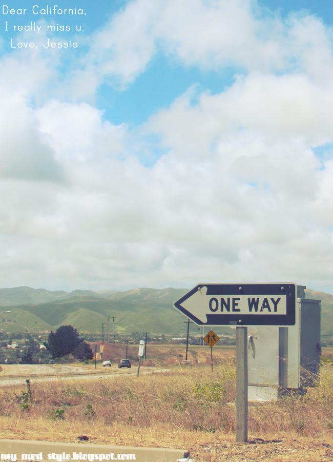 California One Way