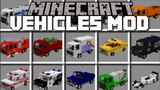 Vehicles Mod 1.10.2/1.8.9 (Motorcycles, Planes, Bikes)