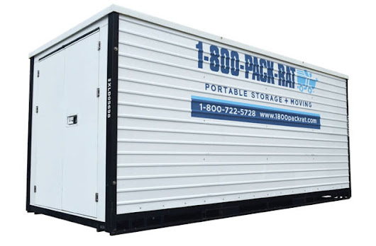 5 Reasons to Choose 1-800-PACK-RAT Portable Storage Containers