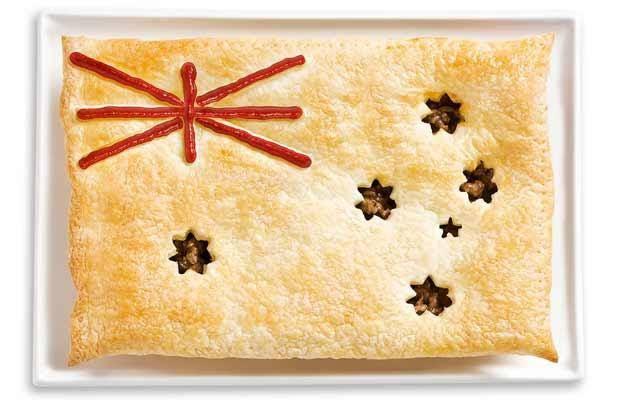 Perierga.gr - Σημαίες από φαγητά!