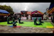 Video : Atraksi Bela Diri Personil TNI Kodim 1415 Kep. Selayar