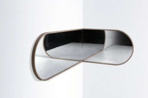 Mirror Mirror designed by Maria Bruun. It's a... | missdesignsays | #allgoodthingsdanish