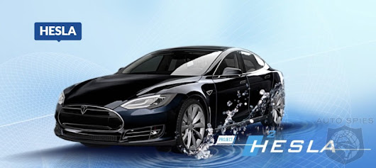 BUT WHY? Netherlands Based Company Converting Teslas To Be Hydrogen Powered - AutoSpies Auto News