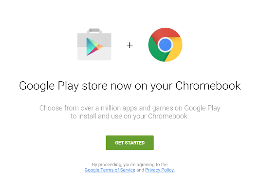 Chromebooks poderão rodar apps e games do Google Play | Google Discovery
