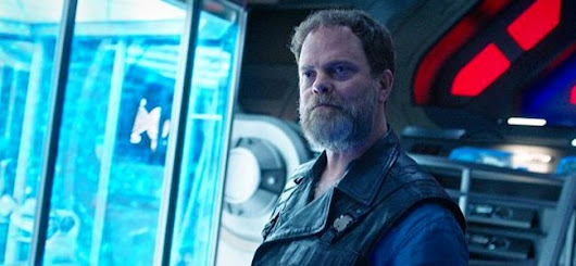 Star Trek : Rainn Wilson tease le retour d'Harry Mudd