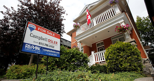 Whoa! Canadian Housing Affordability Is Actually Improving
