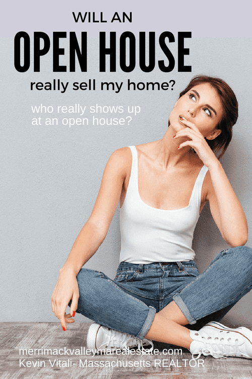 Do open houses sell homes? Should I have an open house?