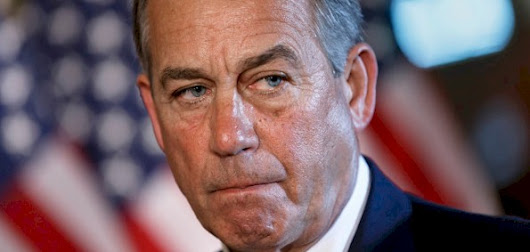 Republican rebels stand fast against Boehner, amnesty ~ The Conservative Wife