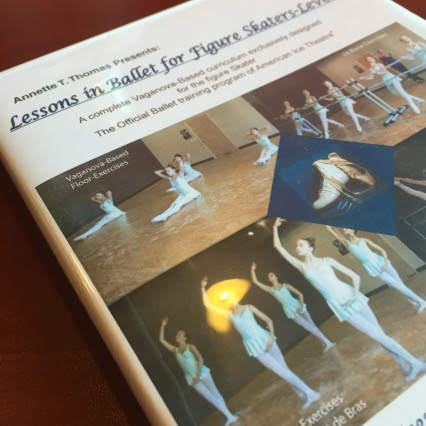 Lessons in Ballet for Figure Skaters – Level 1