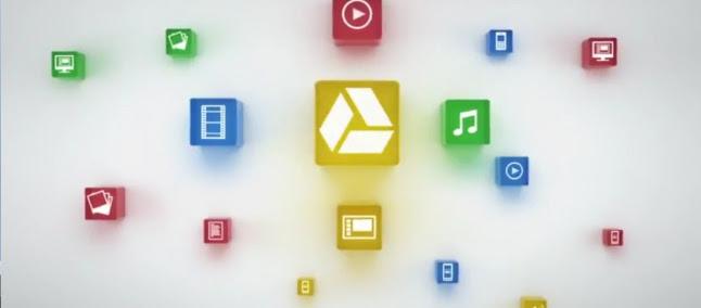 Google Drive agora permite selecionar vários arquivos para download e upload