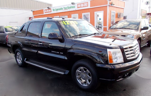 Used 2004 Cadillac Escalade EXT Sport Utility Truck for Sale in Glen Burnie MD 21061 Guaranteed Auto Sales