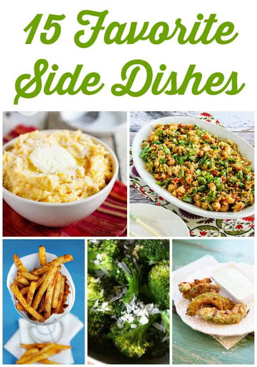 Fabulous Side Dishes (Giveaway)