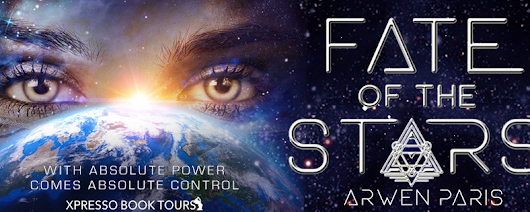 Cover reveal: Fate of the Stars