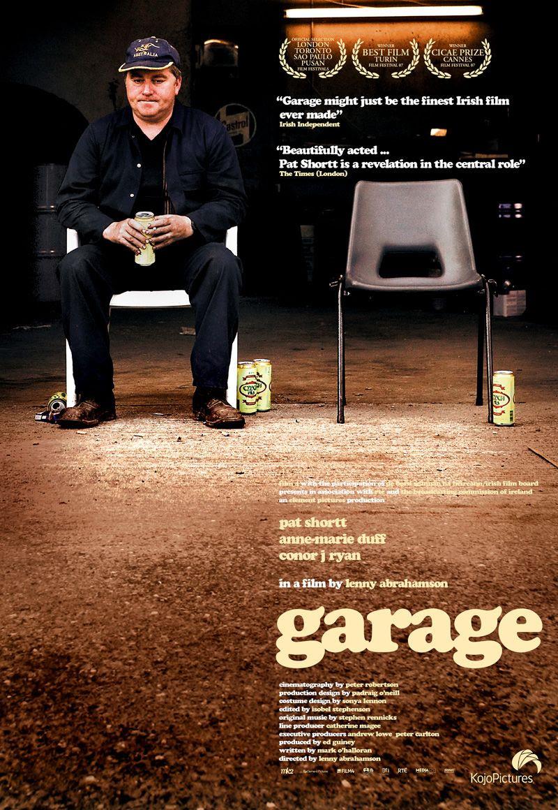 Risultati immagini per garage movie poster