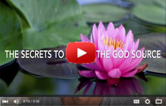The Secrets to Access the God Source